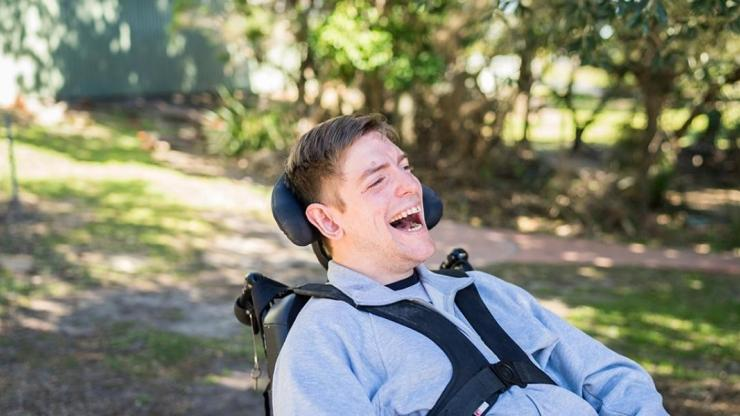 Cerebral palsy refers to a group of disorders that affect an individual's muscle control.